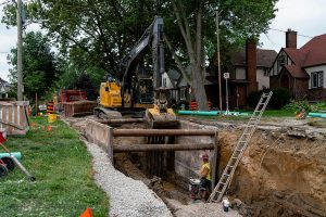 Russell/Woodland Underground Improvements, ST. CATHARINES